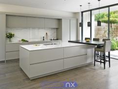 Tủ bếp nhựa cao cấp BNX10