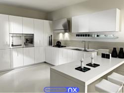 Tủ bếp nhựa cao cấp BNX06